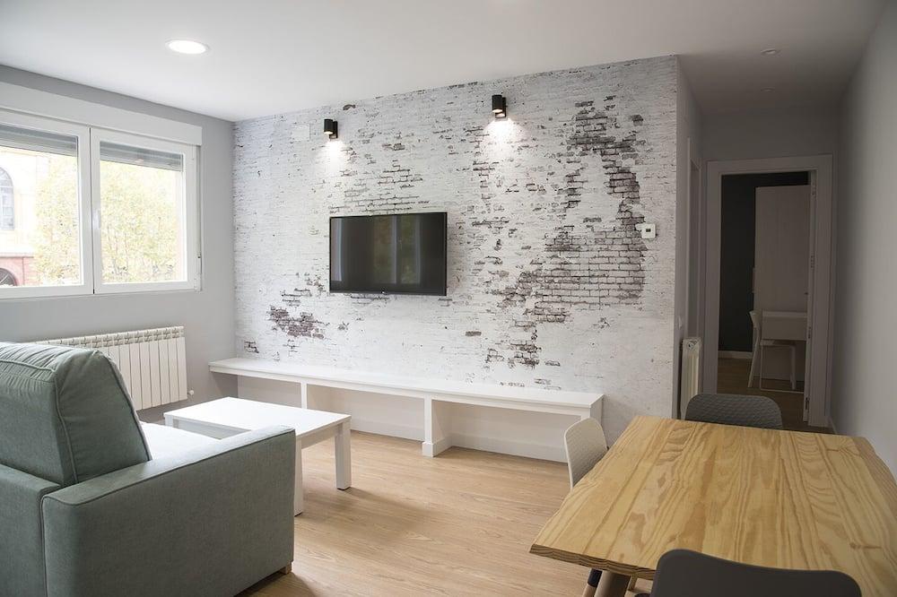 Apartmán (J) - Obývací pokoj