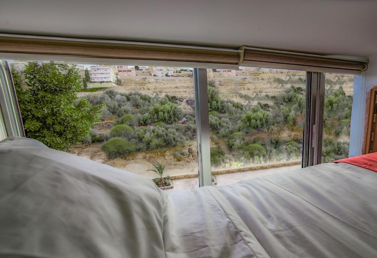 Petra Bods Hostel, Wadi Musa, Felles sovesal – city, delt bad, utsikt mot byen, Gjesterom
