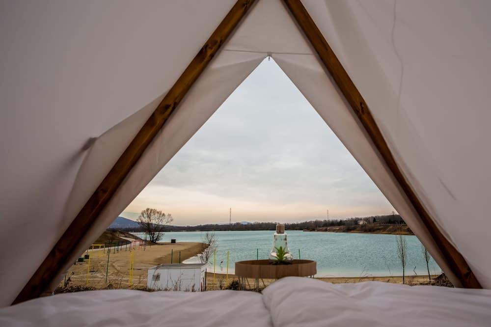 帐篷房, 湖景 - 客房