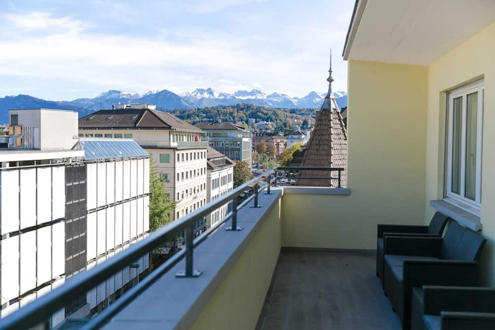Appartement (Hirschgraben B) - Balkon