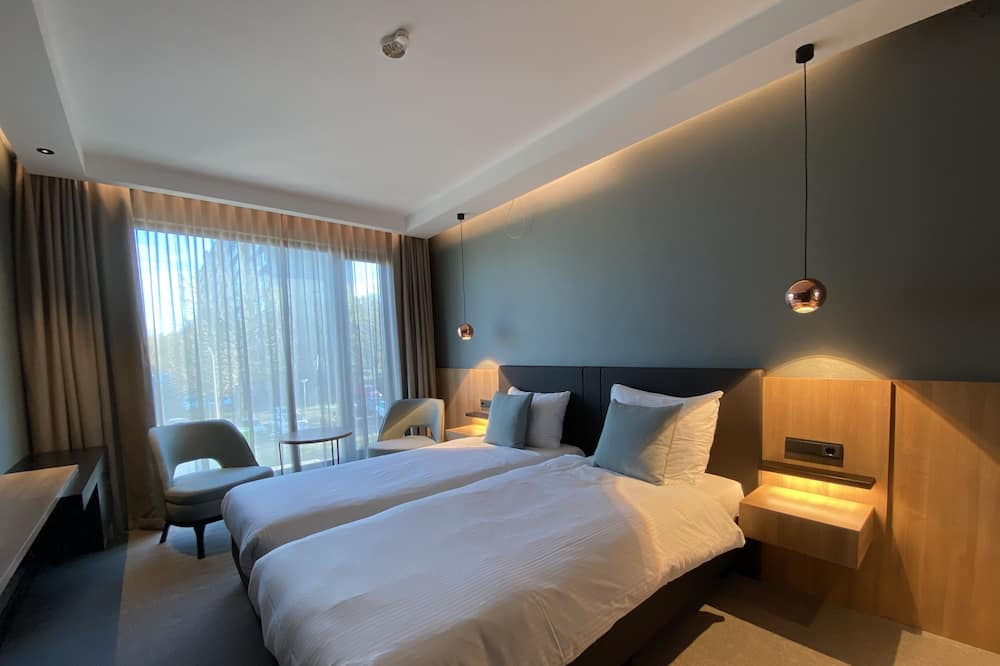 Chambre Standard avec lits jumeaux, 2 lits une place, non-fumeurs - Chambre