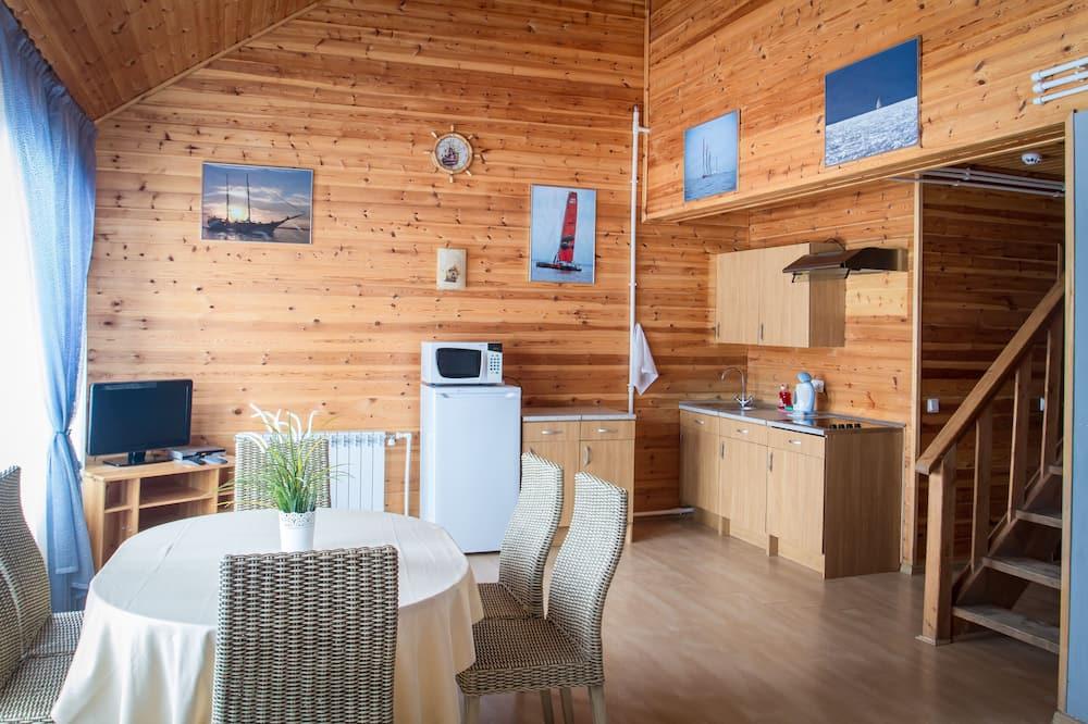 Huis, 3 slaapkamers - Eetruimte in kamer