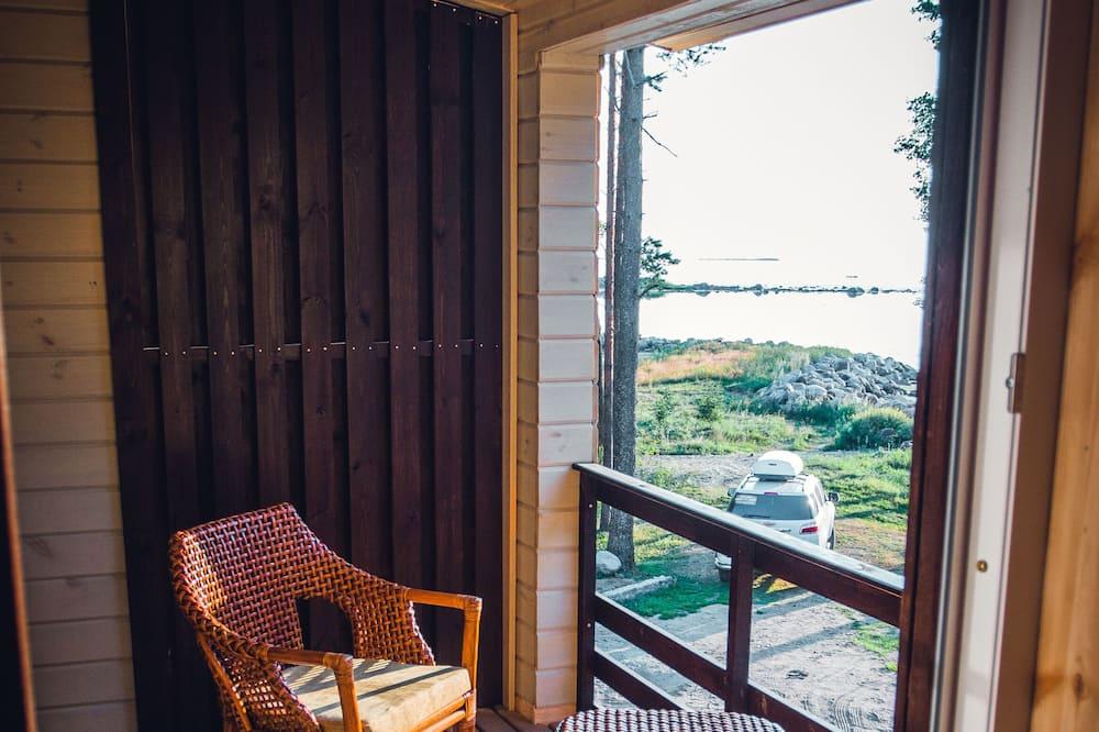 Huis, 4 slaapkamers - Balkon