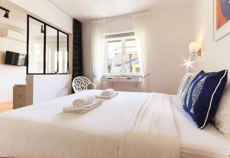 Almirante Design by Homing, Lissabon, Lejlighed - 1 soveværelse, Værelse
