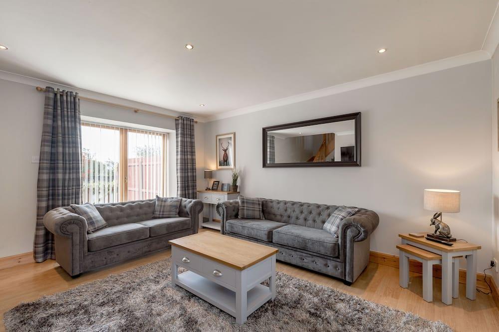 Cottage Cao cấp - Phòng khách
