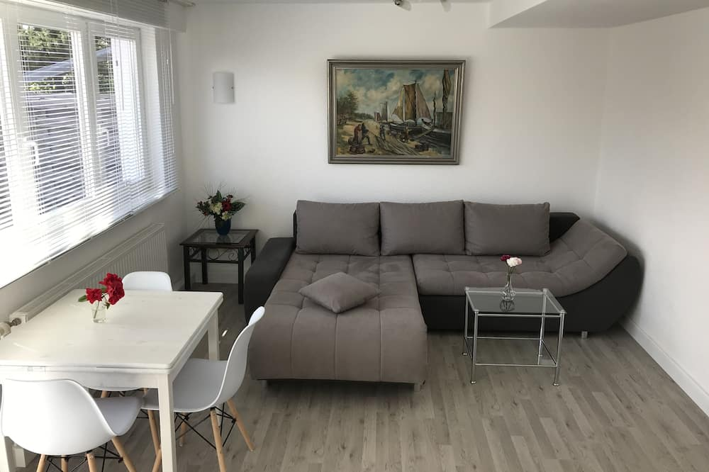 Apartment (2 inkl. Endreinigung EUR 50) - Living Room