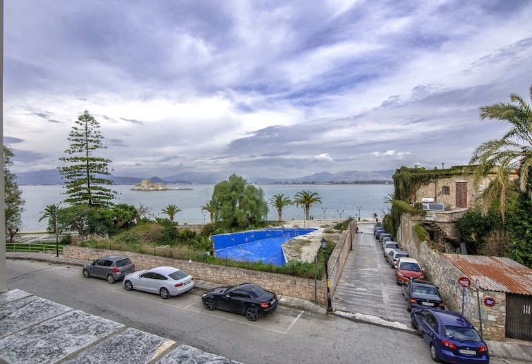 Impero Luxury Suites, Nafplio, Junior Suite, Sea View (No.6), Vista a la playa o el mar