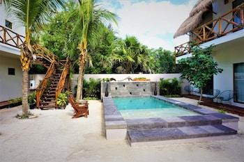 Bild vom La Puerta Azul Beachfront - Adults Only auf der Isla Holbox