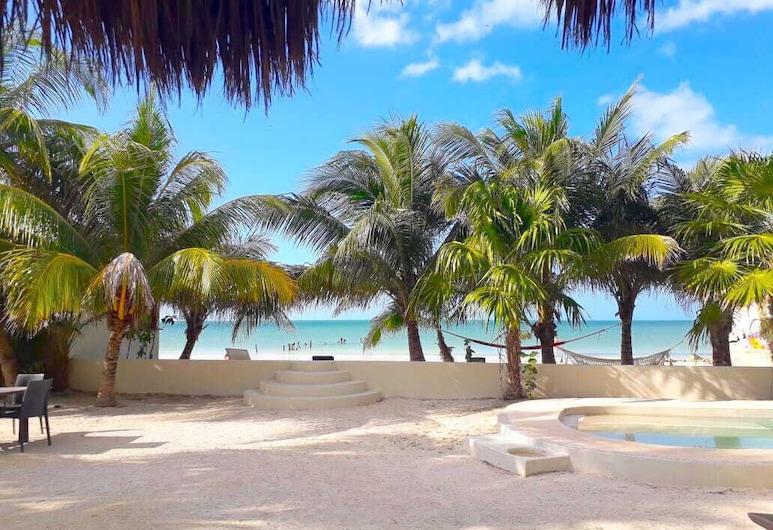 La Puerta Azul Beachfront - Adults Only, Isla Holbox, Beach