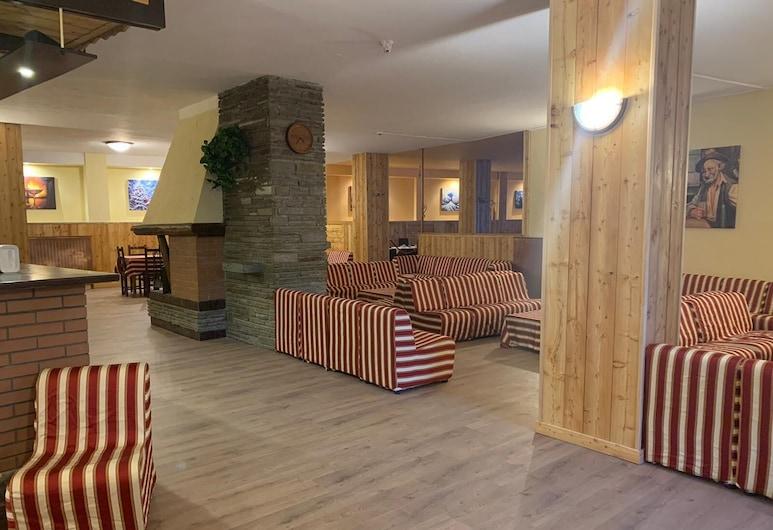 Hotel La Terrazza, Sauze d'Oulx, Recepción