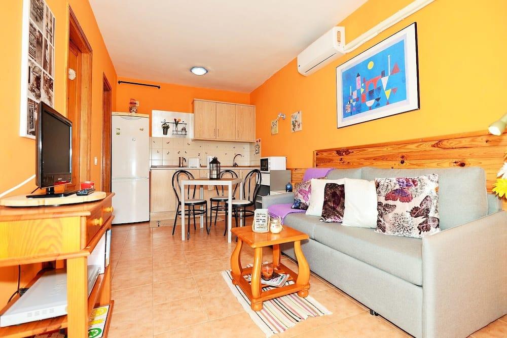 Lägenhet - havsutsikt - Vardagsrum