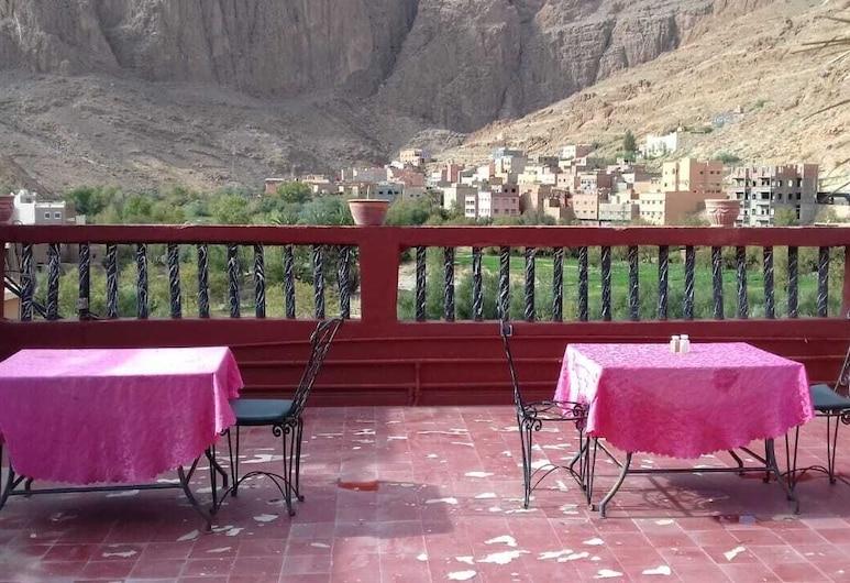 Hotel dar aicha, Toudgha El Oulia, Outdoor Dining
