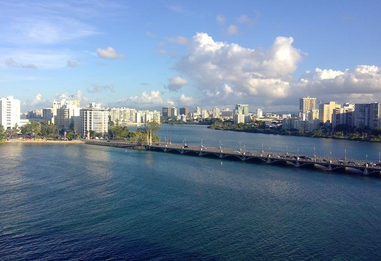 Costa Bahia Hotel Paseo Caribe, San Juan, Studiosvit Deluxe, Utsikt mot havet/stranden