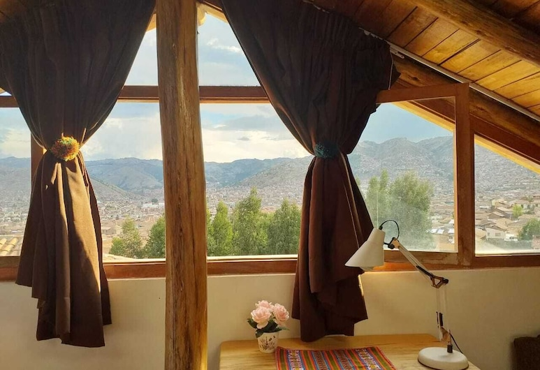 Native Soul Guesthouse , Cusco, Panoramic-Apartment, Zimmer
