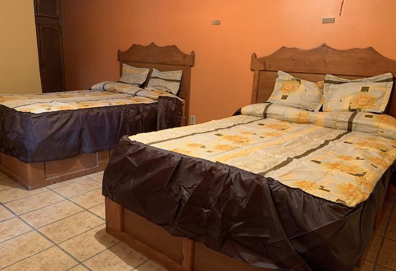 Hotel Dorado Diamante, Mexicali, Standaard kamer, 2 queensize bedden, Kamer
