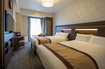 A(z) Hotel Monterey Fukuoka hotel fényképe itt: Fukuoka