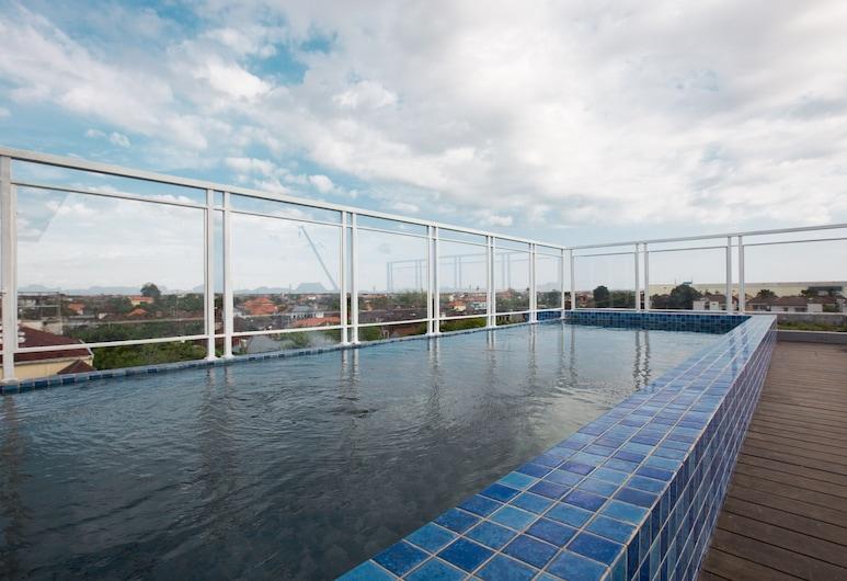 OYO 2123 Sun Residence, Denpasar, Hồ bơi