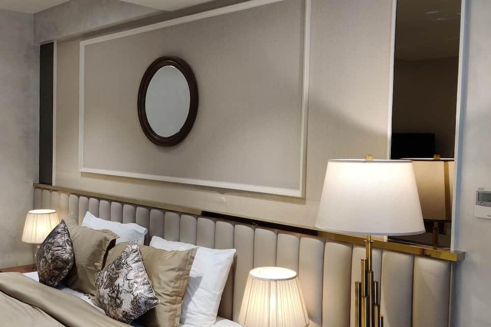Executive-rum - Gästrum