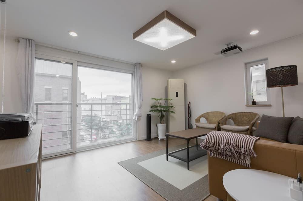 Štandardný apartmán (#3) - Obývačka