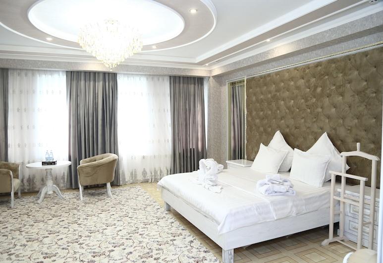 Oydin Plaza Hotel, Namangan, Suite, 1 Schlafzimmer, Zimmer
