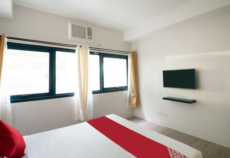 OYO 439 Studio A By Filinvest, Quezon City, Deluxe Double Room, Guest Room