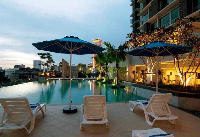 瑞士花園住宅 - 寬床酒店, 吉隆坡, 室外泳池