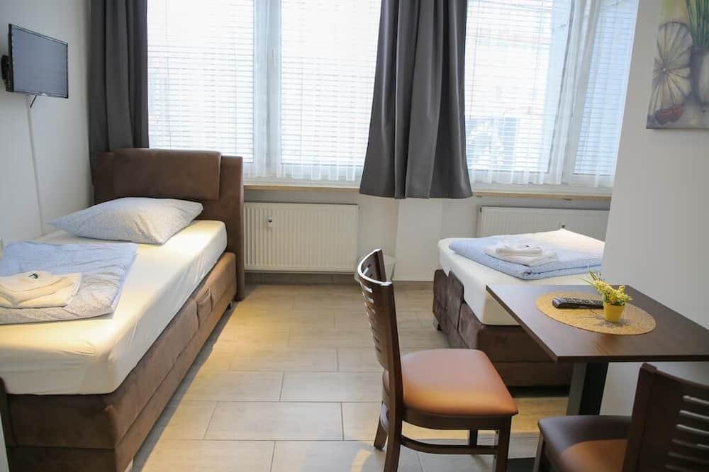 Zweibettzimmer, eigenes Bad - Zimmer