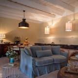 Suite Signature (Le Figuier) - Area soggiorno