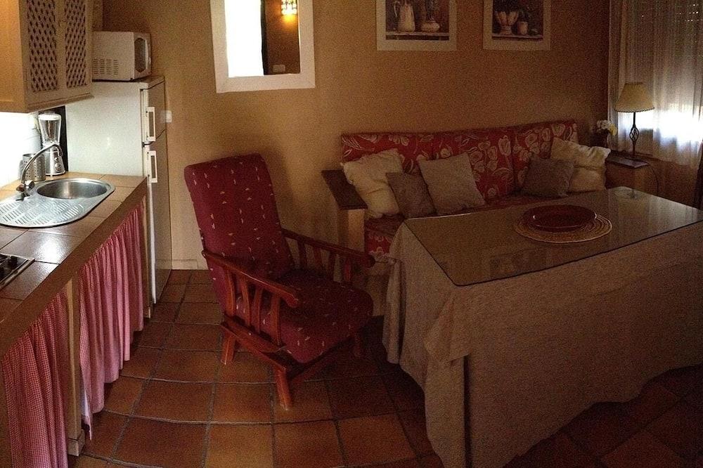 ハウス 2 ベッドルーム プールアクセス (Encina de Alajar) - リビング ルーム