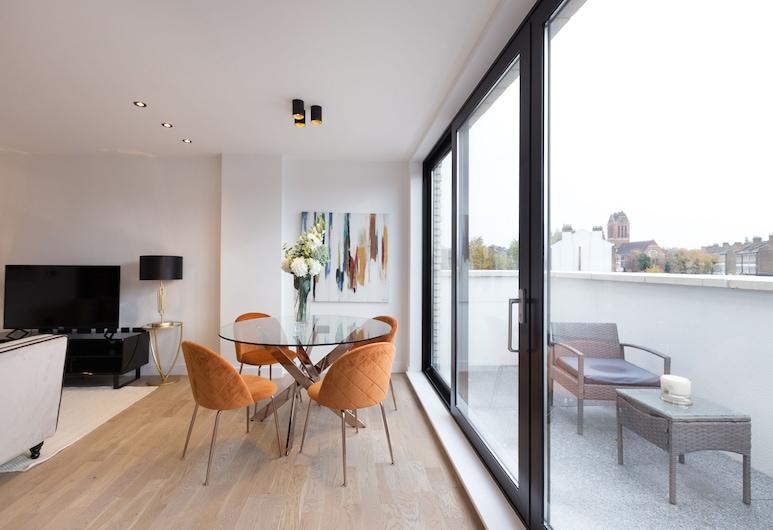 Kentish Town Apartments by Allo Housing, London, Design Apartment, Terrace/Patio