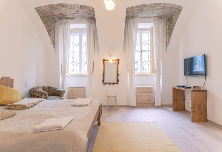 Hunyadi 4 Apartment II., Budapest, Apartment, 1 Bedroom, Room