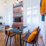 Apartman, 1 spavaća soba - Obroci u sobi