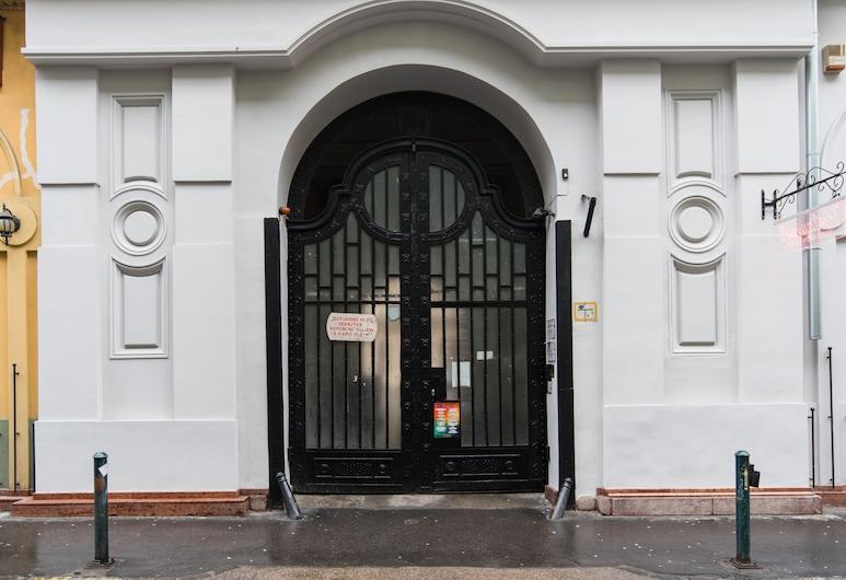 Paulay 7 Apartment II., Budapešť, Vstup do zariadenia