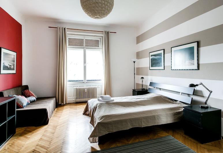 Revay 2 Apartment, Budapeszt, Apartament, 3 sypialnie, Pokój