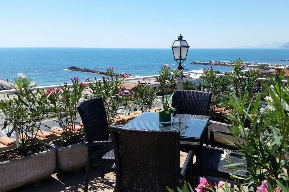 Apartmán s panoramatickým výhľadom - Terasa