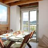 Lejlighed - 2 soveværelser - udsigt til flod - Opholdsområde