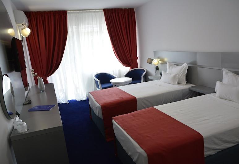 Hotel Europolis, Tulcea, Deluxe Twin Room, Guest Room