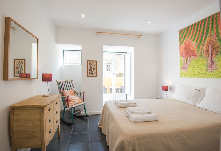 Madragoa Typical Apartments, Lisbonne, Appartement (Vinhas), Chambre