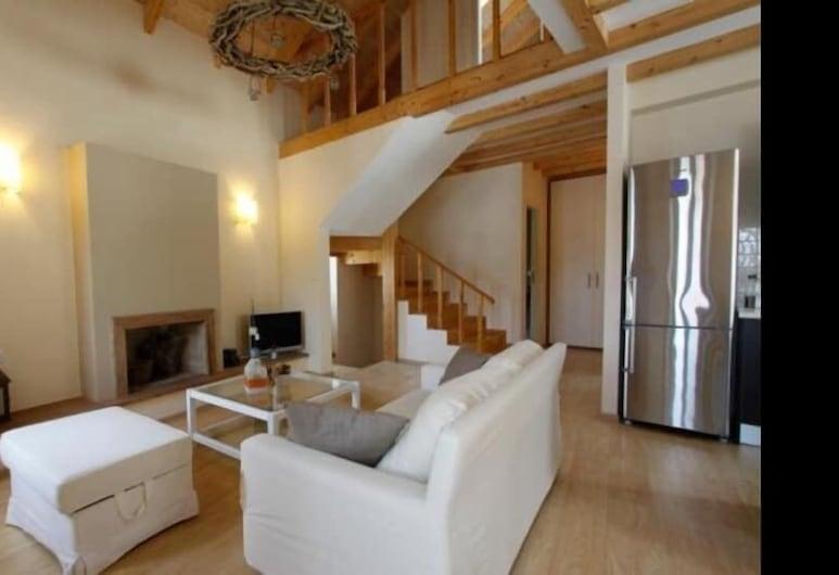 Anelina Paxos Residences (Anezina' s apartment), Paxos, Luxury Apartment, 3 Bedrooms, Living Area