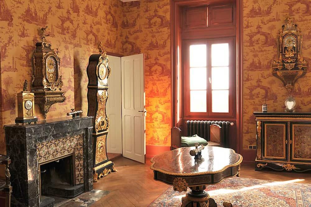 Suite Impériale - Living Area