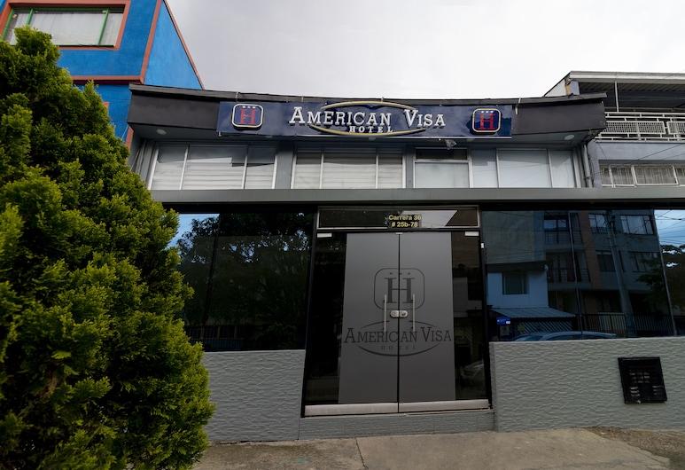 Hotel American Visa, Bogotá