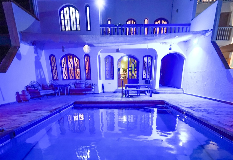 Oceana Surf Camp, Ταγκαζούτ, Πρόσοψη ξενοδοχείου - βράδυ/νύχτα