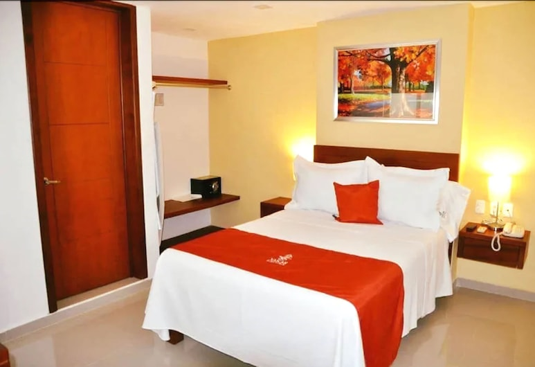 Hotel Yakar, Córdoba, Quarto Individual Básico, Quarto