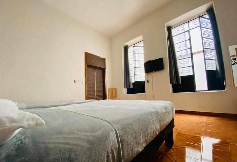 Hotel Pila Del Angel, Морелья, Стандартний номер, 1 ліжко «квін-сайз», Номер
