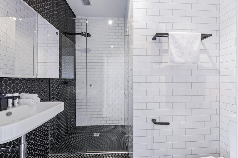 Apartamentai, 3 miegamieji - Vonios kambarys