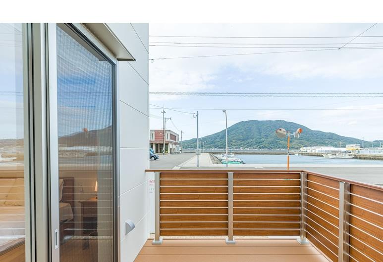 Rakuten STAY HOUSE x WILLSTYLE Itoshima, Itoshima, Kuća (Rakuten STAY HOUSE Itoshima 101), Balkon
