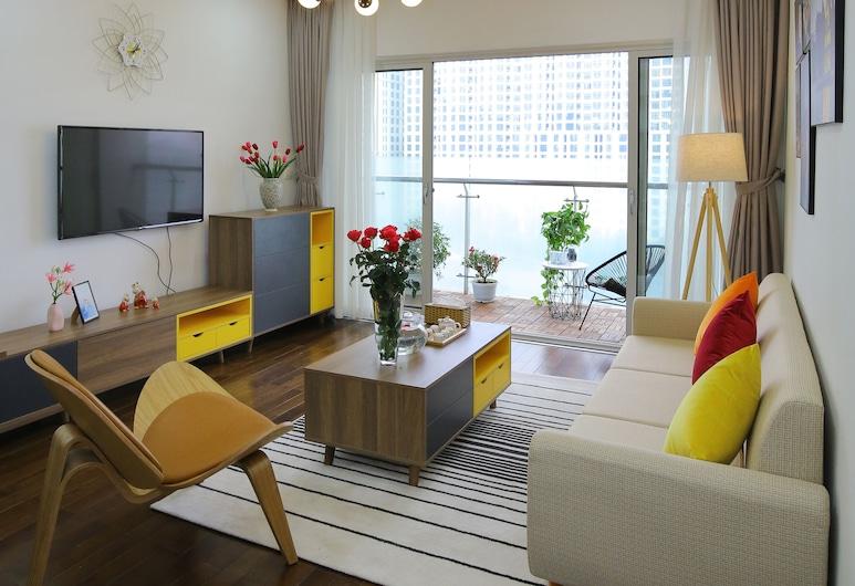 Sophie Lancaster Hanoi Apartment, Hanoi, Nappali