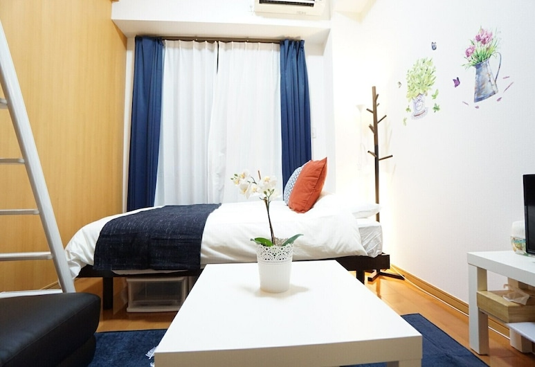 Apartment Y Hakuyu Motomachi Namba, Οζάκα, Classic Διαμέρισμα, 1 Υπνοδωμάτιο, Ιδιωτικό Μπάνιο, Θέα στην Πόλη, Δωμάτιο