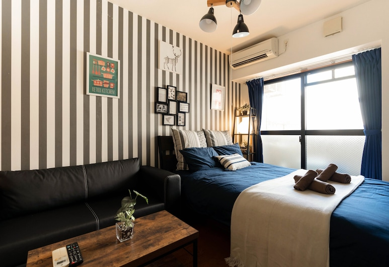 Apartment Y Legendoal Nipponbashi, Osaka, Bahagian dalam