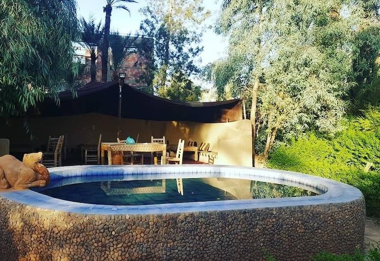 Camping Amasttou, Tazzarine, Utendørsbasseng